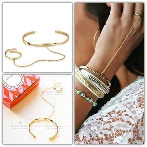 Stella and Dot Bridge Bracelet